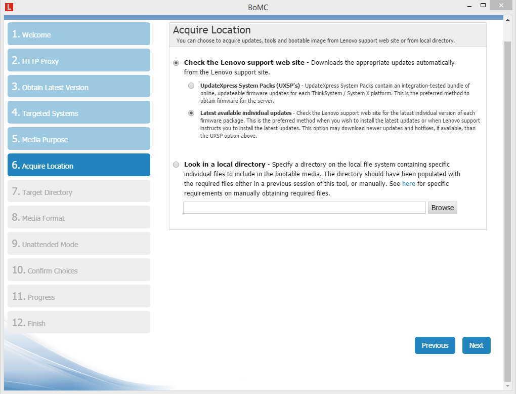 Как обновить firmware на сервере IBM_035-1