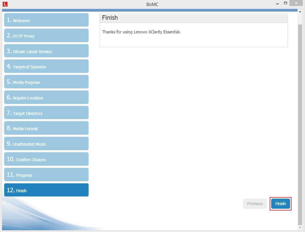 Как обновить firmware на сервере IBM_043