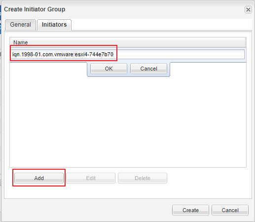 Как создать iscsi LUN на СХД NetApp_036-4