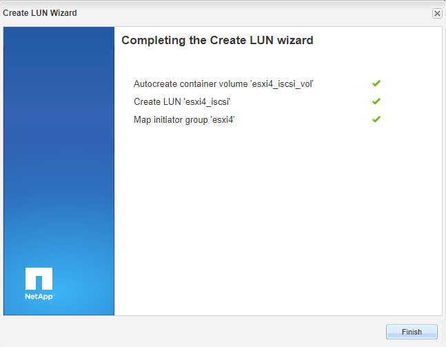 Как создать iscsi LUN на СХД NetApp_040-1