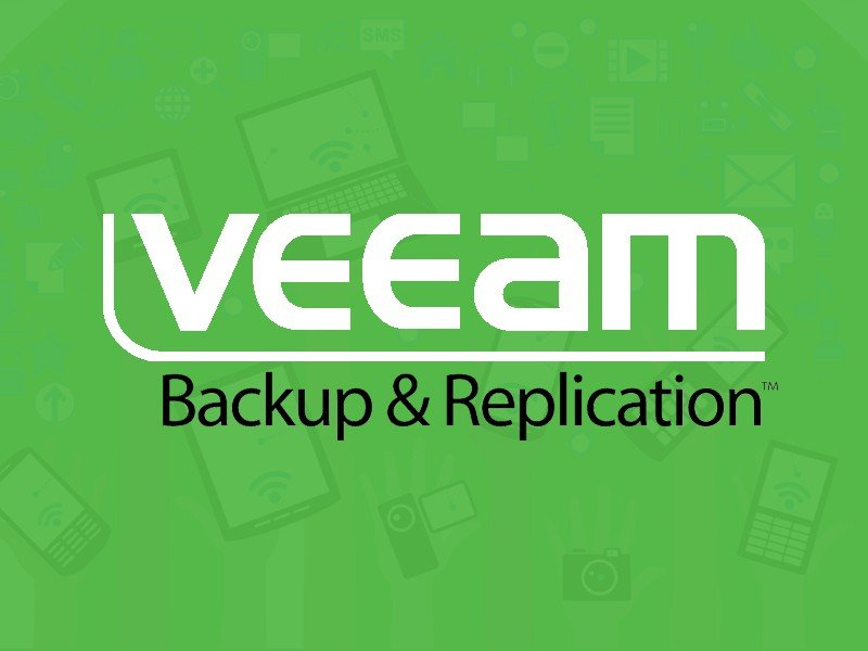 Veeam Backup&Replication